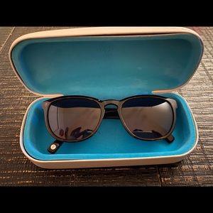 Warby Parker Sutton Tortoise Sunglasses